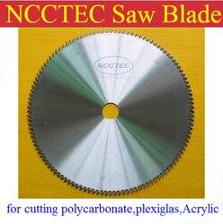 14 ''140 zähne 2,4 zähne dicke 355mm hartmetall-sägeblatt für schneiden polycarbonat, plexiglas, plexiglas, acryl