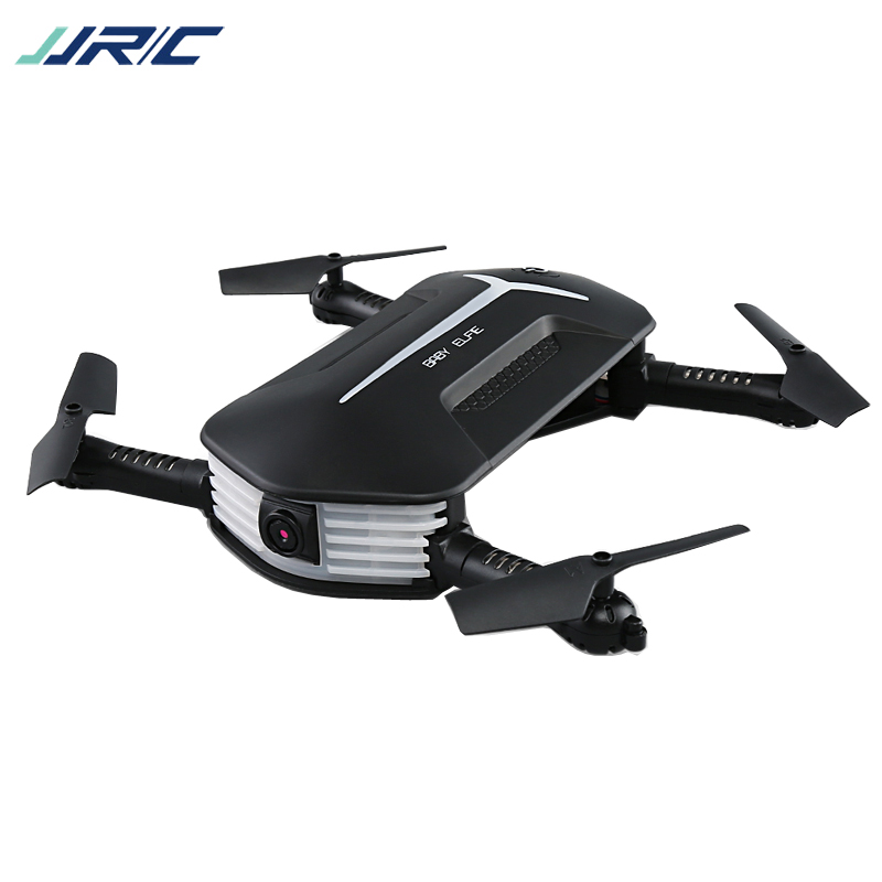 JJRC H37 Mini Baby Elfie Selfie RC Drone with Camera 720P WIFI FPV Altitude Hold Headless Mode G-sensor Foldable RC Quadcopter jjrc h50ch 2 4 axis rc drone quadcopter uav altitude hold headless mode with 200w fpv camera spare parts f20672