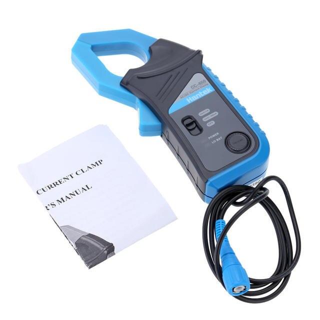 Hantek CC-650 jusquà 20 KHz 650A Oscilloscope multimètre AC/DC pince de courant de lusine directement