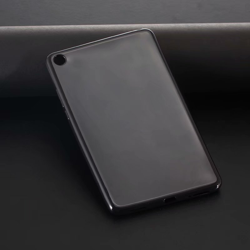 For Xiaomi MiPad 4 Mi Pad 4 Pad4 8.0 inch 2018 Tablet Ultra Thin Soft TPU Cover Case For xiaomi mipad 4 8 case for xiaomi mi pad 4 silicone soft back cover shell for xiaomi mipad 4 case shockproof thin slim tpu protective cover