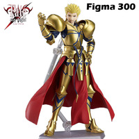 6 Fate Grand Order Anime Archer Gilgamesh Moveable Boxed 15cm PVC Action Figure Collection Model Doll Toys Gift Figma 300