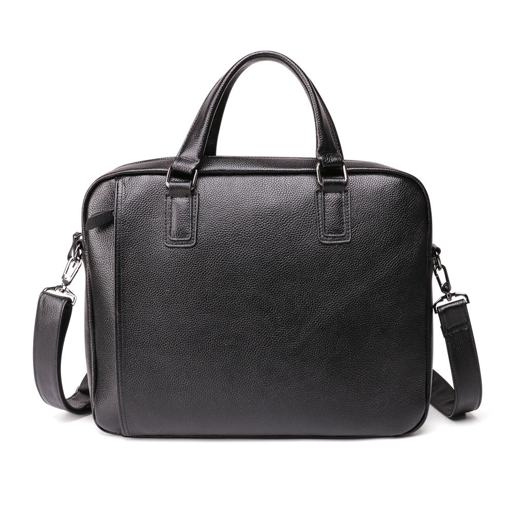 New arrival 2019 HOT Genuine leather Briefcases 15 Laptop Handbag Mens Business Crossbody Bag Messenger/Shoulder Bags for MenNew arrival 2019 HOT Genuine leather Briefcases 15 Laptop Handbag Mens Business Crossbody Bag Messenger/Shoulder Bags for Men