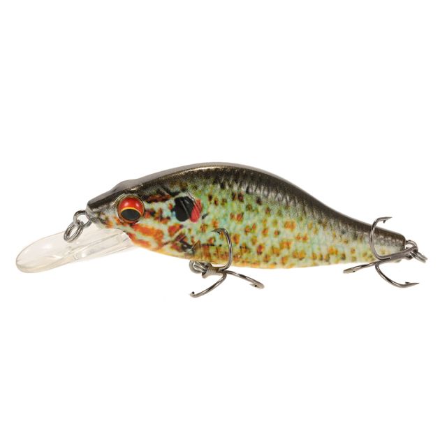 Crankbait Lucas with Lifelike Finnish M85