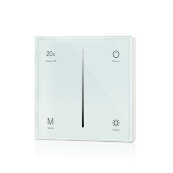 T18; einfarbig/1CH, 20mA/CH Touch Panel 0-10 V FÜHRTE Dimmer; Ausgang verbinden mit 0/1-10 V dimmable fahrer