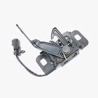 Hood Latch For 2013 2015 GM Chevrolet Malibu 2 0L 2 4L 2 5L 3 0L