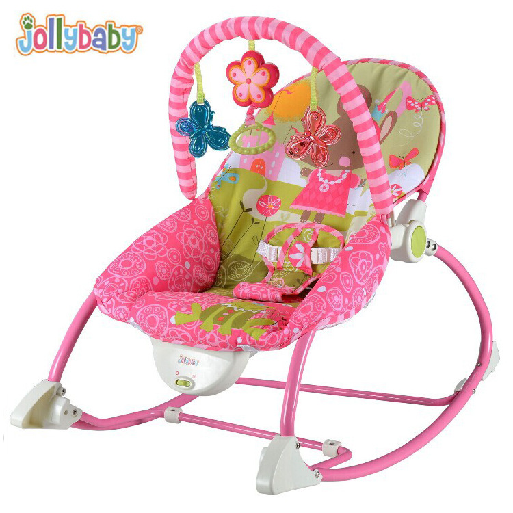 Baby music vibration rocking chair baby comfort recliner multifunctional cradle BD44090