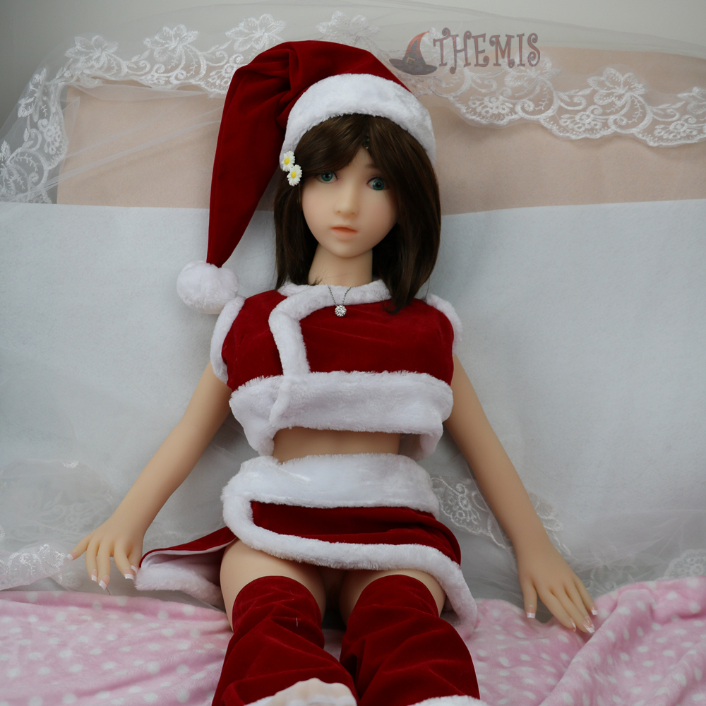Athemis Christmas outfit  cosplay size for doll cloth white Hat stockings custom made size necklace gits