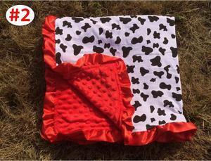 Image 1 - ベビーブランケット漫画ひまわり動物の睡眠毛布少年少女 16 スタイル