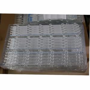 Image 5 - LED Array Bars For Samsung UE32J5500AK D4GE 320DC1 R1 D4GE 320DC1 R2 R3 2014SVS32FHD TV LED Backlight Strip Matrix Lamps Bands