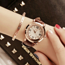 Women Wristwatch Luxury Fashion Rhinestone
