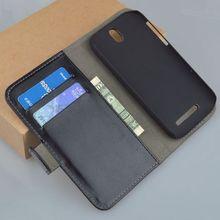 Оригинал J & R бренд высокого качества pu Кожаный бумажник Флип Чехол обложка Для HTC One SV T528t fuction стенда с карты держатель