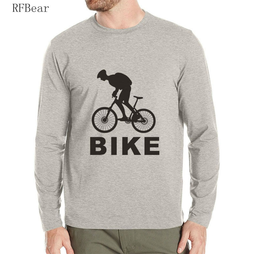 Rfbear brand t shirt 2016 new autumn and winter cotton man for Which t shirt brand is the best