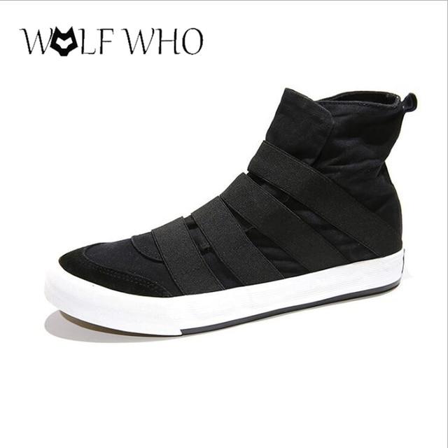 Wolfwho новые высокие Мужская обувь Туфли без каблуков повседневная обувь без застежки мужские тканевые туфли кеды Слипоны мужские кроссовки Zapatillas Hombre