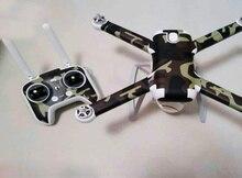 Xiao Mi Drone Интимные аксессуары Наклейки 4 К 1080 P Наклейки камуфляж защиту против царапин фольги Наклейки