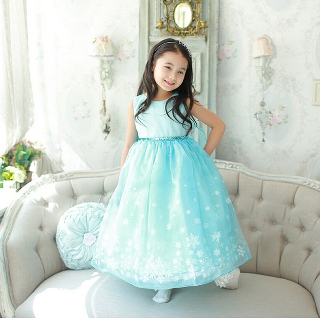 Flower Girl Dresses 2018 Baby Girl Clothes Princess Pretty Dresses