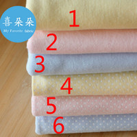 Knitting SOFT Cotton Fabric Meter QUILTING BEDDING baby cloth Sewing Accessories 180X100cm