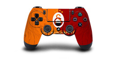 1pc Galatasaray 1905 Football Team PS4 Skin Sticker Decal For Sony PS4 Playstation 4 Dualshouck 4 Game PS4 Controller Sticker