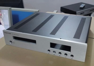 QUEENWAY quality 4309 in aluminum chassis(steel plate thickenss 1.5mm) amplifier box 430mm*90 mm*358 mm 430*90 *358 mm queenway hifi class pass xa 30 5 hi end full aluminum amplifier chassis case box 430mm 430mm 170mm 430 430 170mm