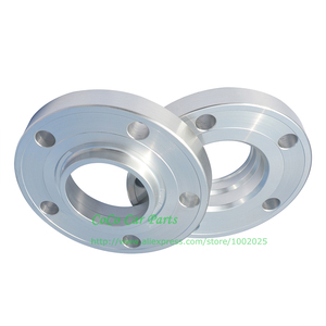 Image 2 - 2pcs 10MM 15MM 20MM PCD 5x112 66.6 mm Tire Widened Flange Car Wheel Hub Spacer For Mercedes Benz