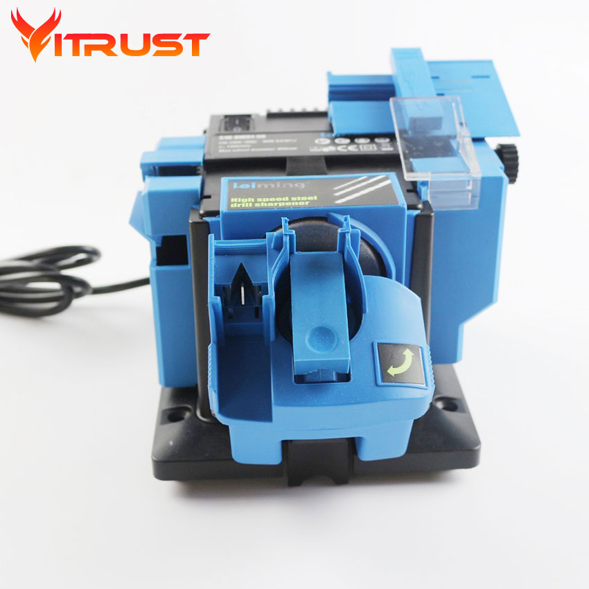 Electric drill sharpening machine font b knife b font sharpener system diamond Ceramic kitchen font b