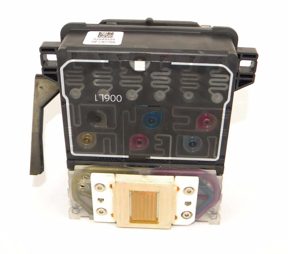 Printhead For HP C6180 C7280 C8180 D7355 D7360 D7460 C5180 D7160 use 02 ink printer image