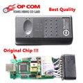 Лучший OP-COM OP COM Оригинальный Чип Диагностический Интерфейс Авто Diagostic Инструмент для Opel Opcom V5 Версия доски Бесплатная Доставка