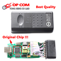 Best OP-COM OP COM Original Chip Diagnostic Interface Auto Diagostic Tool for Opel Opcom V5 Version boards Free Shipping