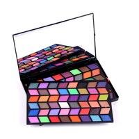1 Set Lady Professional Cosmetics 120 Colors Eyeshadow Long Lasting Waterproof Shimmer Matte Cosmetics Eye Shadow