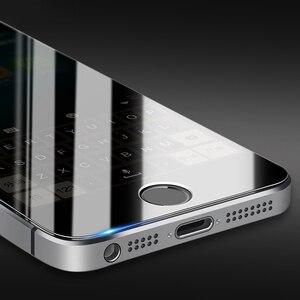 Image 2 - RZP Tempered Glass Trên Cho Apple iPhone 5 S 5 SE 5C màn hình Bảo Vệ 9 H Chống Ánh Sáng Màu Xanh Kính Màng Bảo Vệ Cho iPhone 5 Se