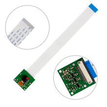 1Pc Camera Module Board 5MP Webcam Video with Cable For Raspberry Pi 2 NEW