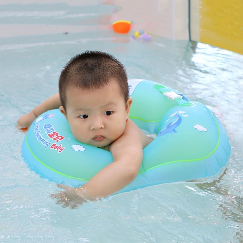 Nowe dzieci Nadmuchiwane pływanie Dziecko pływanie Pierścień - Aktywność i sprzęt dla dzieci - Zdjęcie 4