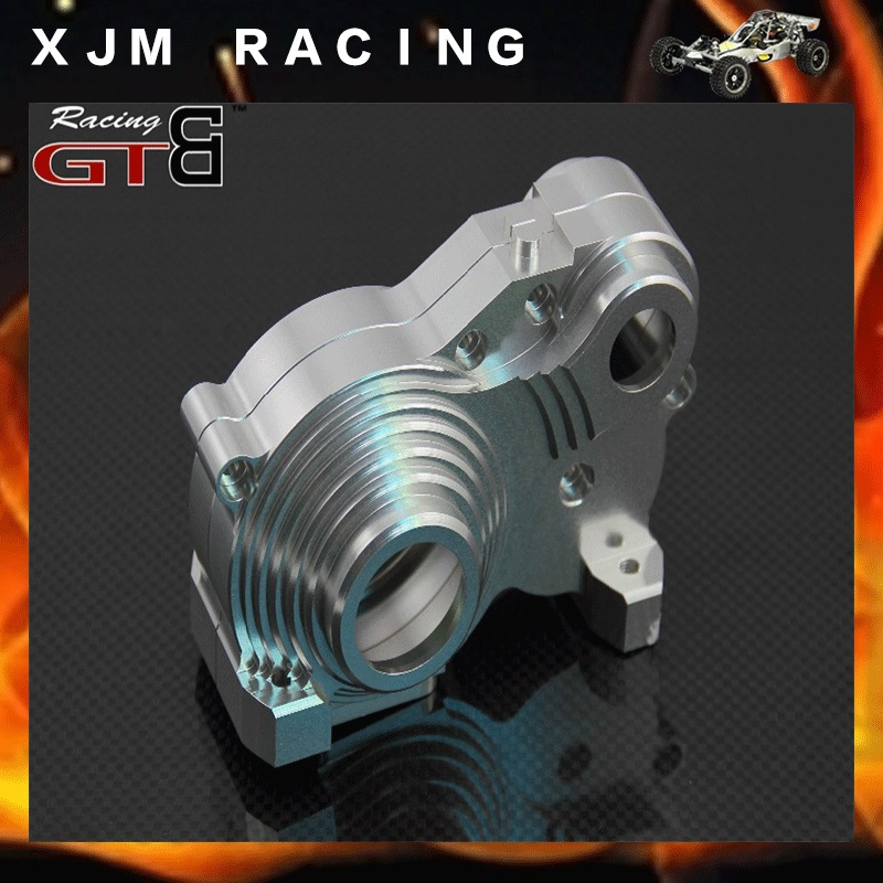 GTB Racing Alloy gear box for 1/5 rc car baja 5b/5t/5sc toy parts