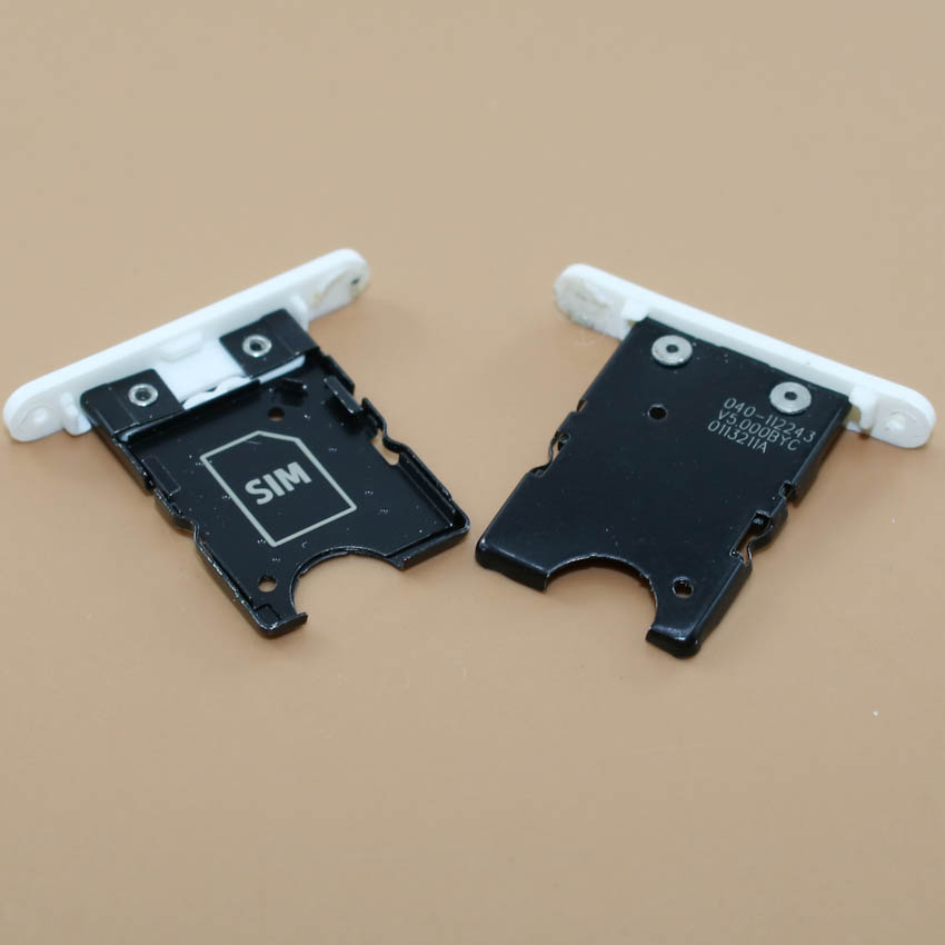 YuXi Brand New sim card holder reader for Nokia N1020 slot tray socket connector replacement.