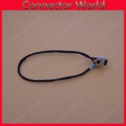 Laptop DC JACK dla Toshiba Satellite AC DC gniazdo zasilania uprząż kabel podłączyć gniazdo nowy Micro usb gniazdo złącza