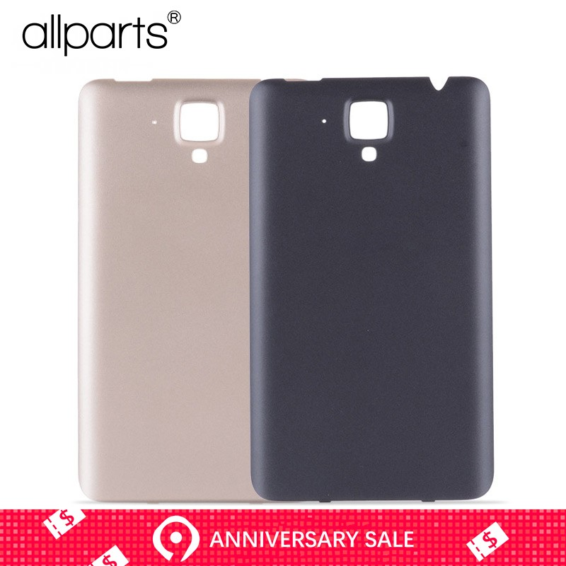 73ba16ae852 Rear Back Housing For Lenovo S898t Case Gold Back Cover Gray Camera Lens  Replacement