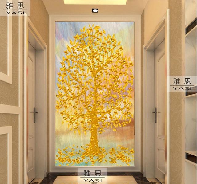 3d st r oscopique entr e papier peint couloir peinture for Papier peint pour entree couloir