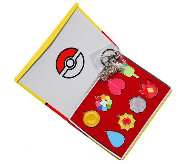 Japanese Anime Pokemon Figure Toy Poke Ball Keychain Metal Key Ring Pendants Free Shipping