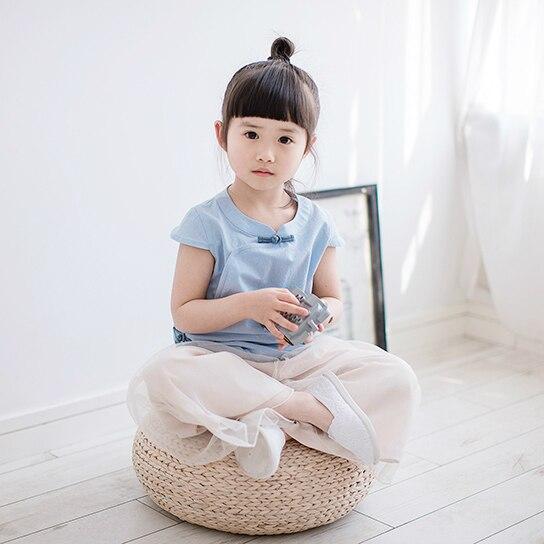 2018 new Children's clothing girls summer models baby short-sleeved - Children's Clothing - Photo 2