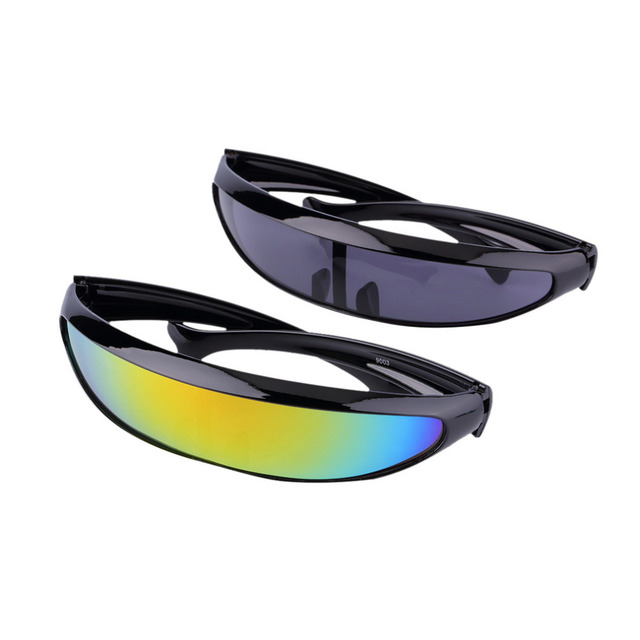 0d85ba20f256 Cycling Goggles Lens Resin Cool Cycling Spectacle Ski Skate Windproof  Reflective Sports Sunglasses drop shipping