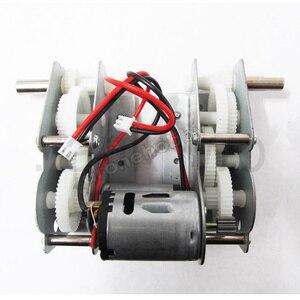 Бак с дистанционным управлением 1:16 Heng Long 3909-1, модель автомобильного бака с дистанционным управлением, пластиковые детали, редуктор