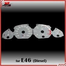 Плазменный циферблат индикатора свечения для 3 серии E46 Diesel DASH 6000 об/мин