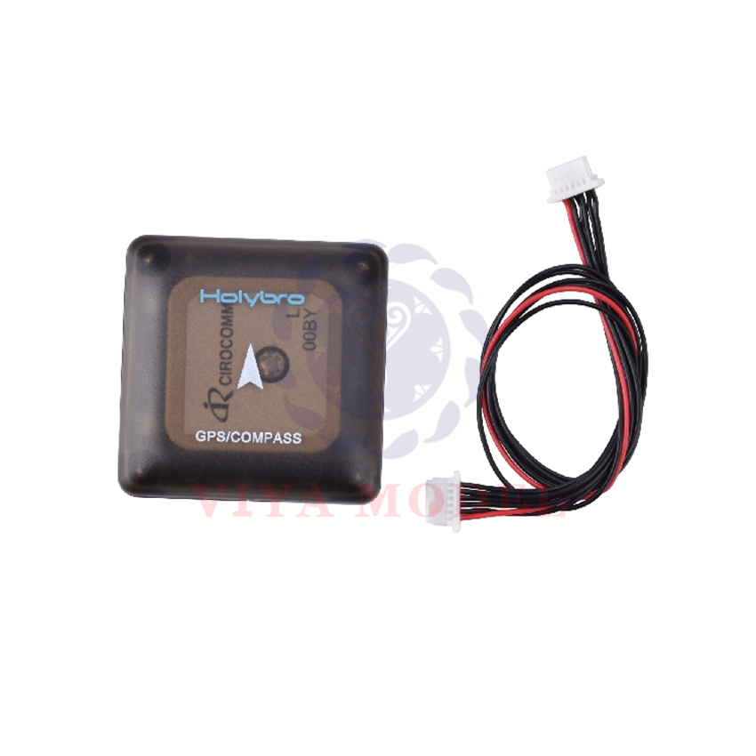 Holybro Micro UBLOX NEO-M8N with compass APM PIXHAWK precision GPS for DIY drone Quadrocopter crossing machine high quality ublox neo m8n bn 800 gps module support gps glonass beidou for pixhawk apm toys wholesale free shipping