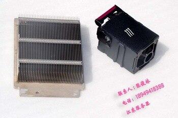 FOR HP server DL360P GEN8 360G8P cpu cooling fan+heatsink kit 654757-001 354752-001