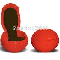 Новый сад яйцо стул, стул сада, стекловолокно стул, современный стул Мебель, яйцо диван, модные уличные Мебель, досуг диван