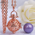 Baby Caller Eudora Harmony Ball Wholesale Bola Prenancy Bijoux Schnuck Soft Chime Locket Halskette Pendant Baby Jingle Bell New