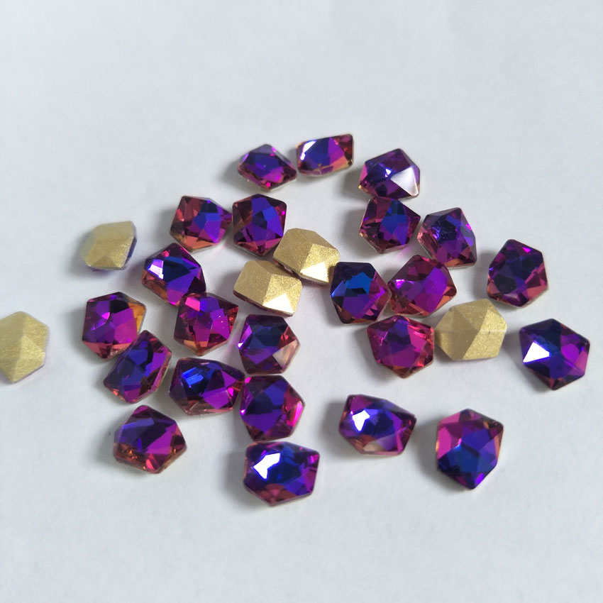 100pcs Cube Nail Rhinestones Glass Crystals Charms Gems for Nail Art Decorations Flatback 4mm 3D Nail Stone Manicure Accessories mix rhinestones for nails design crystals rose gold gems strass nail art decorations ongle nail charms manicure nailart mjz1041