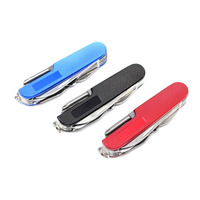 11 in 1 swiss knife folding multifunctional tool set hunting outdoor survival knives portable pocket compact.jpg 200x200