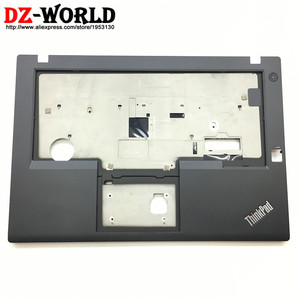 New Original for Lenovo ThinkPad T470 A475 Keyboard Bezel Palmrest Cover without Touchpad with FR Hole 01AX950 AM12D000100