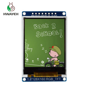Image 5 - TFT Display 0.96 1.3 1.44 1.8 inch IPS 7P SPI HD 65K Full Color LCD Module ST7735 / ST7789 Drive IC 80*160 240*240 (Not OLED)