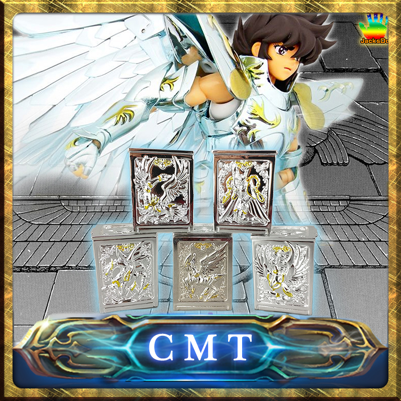CMT Jacksdo Saint Seiya Soul of God Bronze Pandora boxes full set cmt jacksdo saint seiya soul of god bronze pandora boxes full set